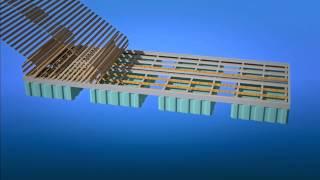 Hukshin - Installing Floating Docks using Hukshin products