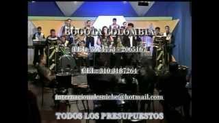 LOS INTERNACIONALES DE NICHE 2012 MOSAICO 33