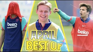 BEST OF APRIL 🎯 IN TRAINING SESSIONS