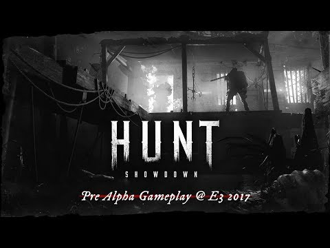Hunt: Showdown Official HQ E3 Gameplay
