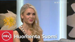 Huomenta Suomi: Miss Suomi Lotta Hintsa avoimena parisuhteestaan