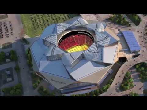 The fifa 17 stadiums thread fifa forums for Who owns mercedes benz stadium