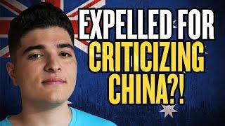 Expelled for Criticizing China?! thumbnail