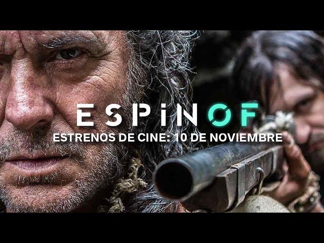 Estrenos de cine: Díaz Yanes, Balagueró y Coixet en una semana con sabor español