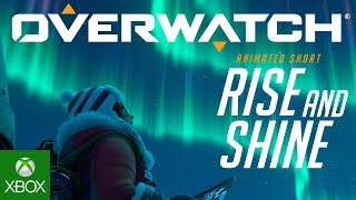 """Overwatch Animated Short 