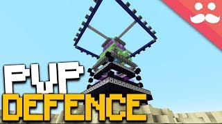 Making the ULTIMATE PVP DEFENCE STATION!