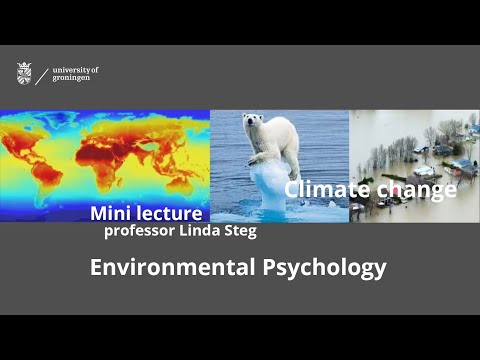 Testimonial van Sample Lecture Master Track Environmental Psychology