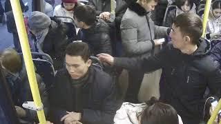 """Инцидент с """"Астана LRT"""""""