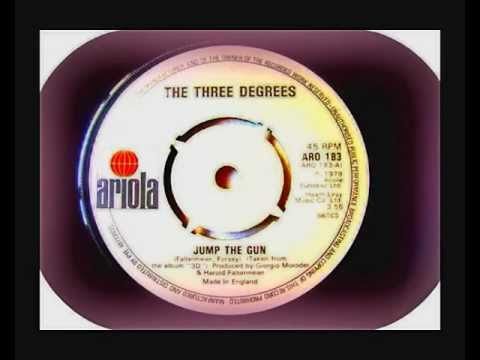 Three Degrees-Jump The Gun (studio)