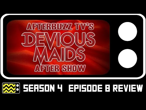 Devious Maids Season 4 Episode 8 Review & After Show | AfterBuzz TV