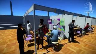 Booth Design Ideas (Exhibition Stand)