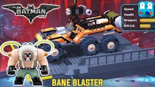 The LEGO Batman Movie Game - Bane Blaster Vehicle