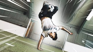 Anime Fußball in Real Life | Gong Bao