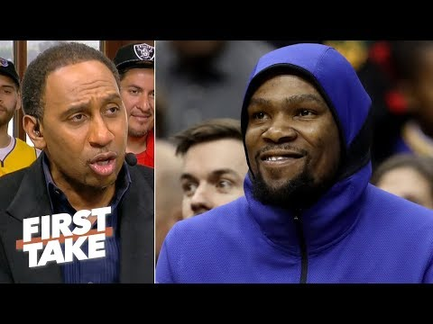 'Hell yeah' the Warriors should still be confident after Game 3 loss – Stephen A