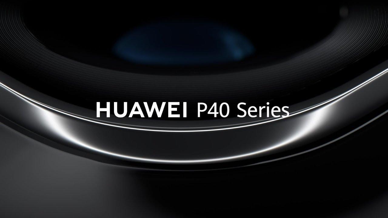 Huawei P40 Event Livestream thumbnail