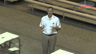 Ohio State Drills & Skills for Butterfly