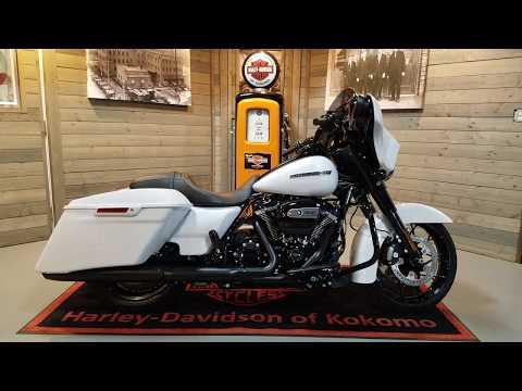 2020 Harley-Davidson Street Glide® Special in Kokomo, Indiana - Video 1