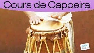 La capoeira : les rythmes avec les instruments