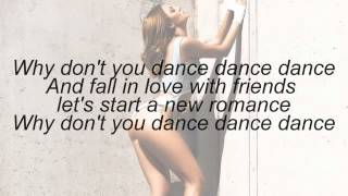 Alexandra Stan-Dance (Lyrics Video)