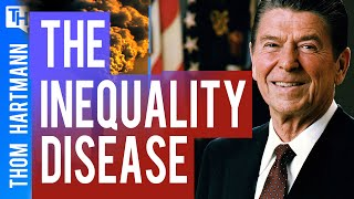 How Reagan Spread Income Inequality