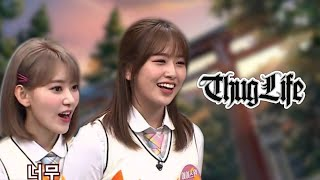 IZONE Has No Chill (Most Savage Moments on Knowing Bros) [Kpop Thug Life] #1