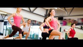 Танцевальный фитнес для похудения, аэробика, танцы для похудения, фитнес дома.