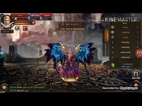 Legend Online Classic | Kahraman Savaşı Final (Aralık) - Joasø (видео)