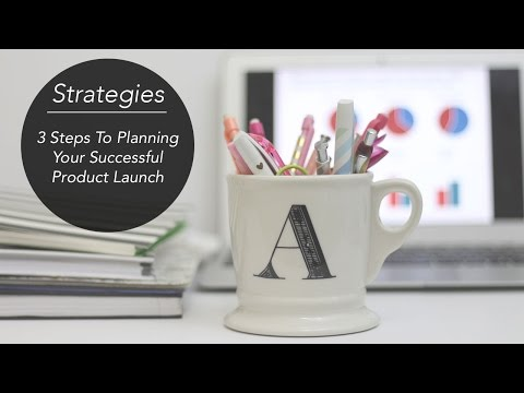 What to do BEFORE you plan your successful product launch {All-New Behind The Scenes Look}