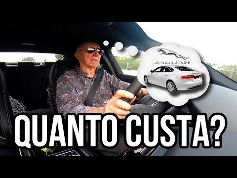 Quanto custa o sonho de ter um Jaguar? - por Claudio Carsughi