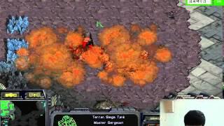 FPVOD Flash Vs Larva TvZ Game 2 06.03.2016 Starcraft Brood War