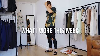 What I Wore This Week | 7 Casual Mens Summer Outfits | Mens Fashion