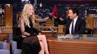 Jinx Challenge Nicole Kidman and Keith Urban at interview|jimmy fallon net worth