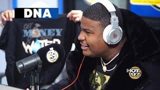 DNA   Funk Flex   #Freestyle134