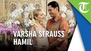 Varsha Strauss Istri Panji Trihatmodjo Hamil
