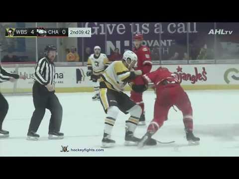 Ryan Scarfo vs Daniel Renouf