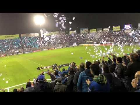 """""""Recibimiento Atlético Tucumán vs Atlético Nacional"""" Barra: La Inimitable • Club: Atlético Tucumán"""