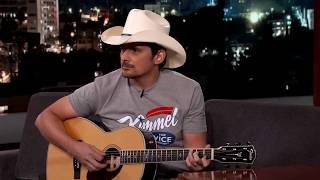 """Brad Paisley - """"Sit by Your Man"""""""