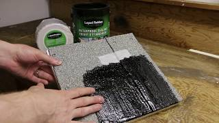 Mod BitTorch Down Roof Repair With Liquid Rubber