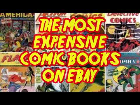 Download My Most Valuable Comic Books 2015 Edition Video 3GP