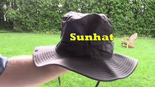 Product Demo - Sunhat