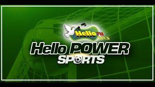 WEEKEND POWER SPORTS ON HELLO101.5FM (28/03/2020)