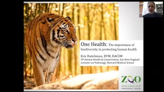 One Health and the Importance of Biodiversity