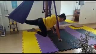 Pilates Aéreo - Define o corpo e melhora a postura