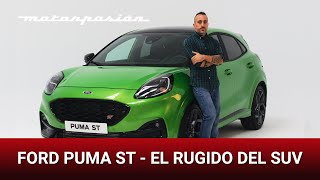 Ford Puma ST: el rugido del SUV