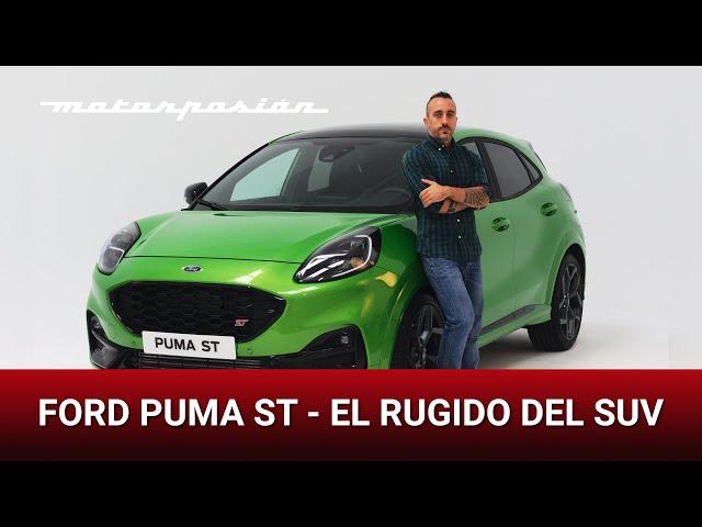 Ford Puma ST: el rugido del SUV