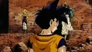 「Dragon Ball Z AMV」- Skillet~Hero