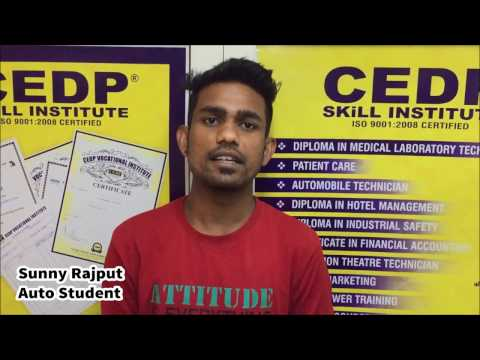 Automobile Training - Students Success Story - YouTube