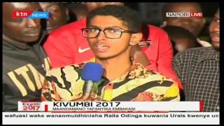 Kivumbi 2017: Mahojiano sehemu ya pili
