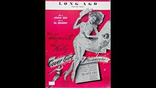 Long Ago And Far Away ~ Dick Haymes & Helen Forrest  (1944)
