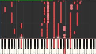 【耳コピ】AKB48/失恋、ありがとう【ピアノ音アレンジ】